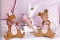 Интерьерные куклы Тильды