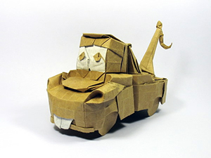 виды оригами складывание по развертке