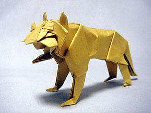 развертка виды оригами