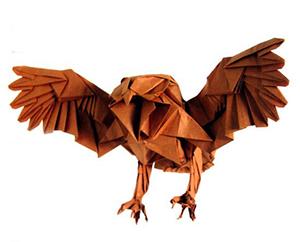разверка оригами