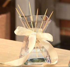 Ароматизатор с палочками для дома своими руками